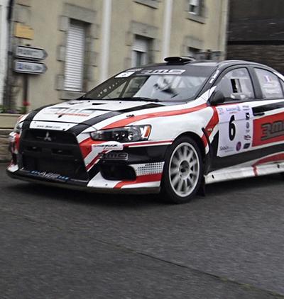 Rallye Automobile 2018