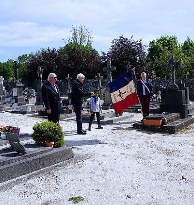 Commémoration du 8 mai 2020 – Covid19