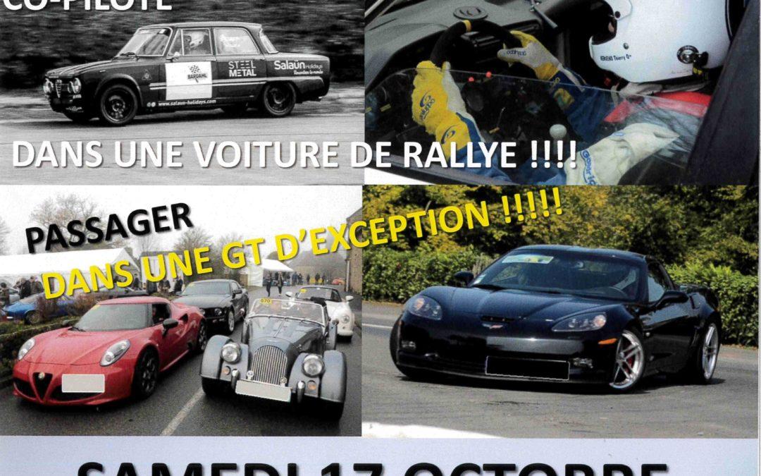 Annulé – Rallye solidarité de Guilligomarc'h